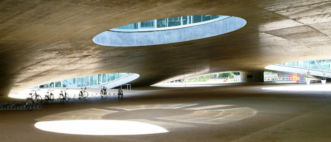 Rolex Learning Center Losanna