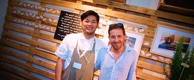 Worldpass lo chef kotaro noda e il filetto di kobe una for Cucinare kobe